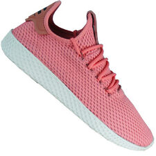ADIDAS PW TENNIS HU ORIGINAL PHARELL WILLIAMS LIFESTYLE Chaussures rose by8715