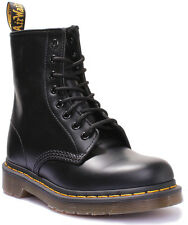 Dr Martens 1460 Smooth Womens Leather Matt Shoes 3 - 8