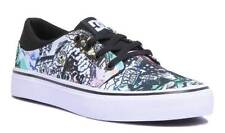 DC Shoes Trase SP Youth Canvas Multi Trainers