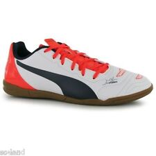 Puma EvoPower Indoor Kids Football Trainers Boot Soccer Shoes Junior
