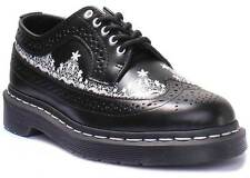 Dr Martens 3989 Lace Women Leather Matt Shoes