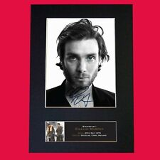 Cillian Murphy Quality Autograph Mounted Signed Photo Reproduction Print A4 699