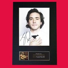 JACK SAVORETTI Quality Autograph Mounted Signed Photo Reproduction Print A4 704