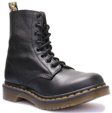 Dr Martens Pascal Virginia Women Leather Soft Leather Boots