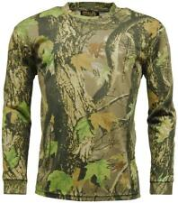 stormkloth GOD'S COUNTRY Camouflage Manica lunga CAMO T SHIRT