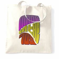 Birthday Tote Bag Made In The 70s Seventies Parties Celebration Design