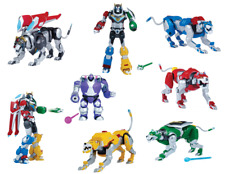 Dreamworks Voltron Action Figure - Black, Yellow, Red, Blue Lion NEW 2018