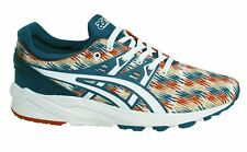 Asics Gel-Kayano Evo Lace Up Legion Blue Mens Synthetic Trainers H6C3N 4501 M13