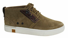 Timberland Amherst Chukka Vintage Mujer Cordones Zapatos marrones a18tz U80