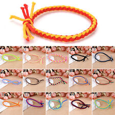 Elastic Braided Hair Ties Band Rope Ponytail Holder Women Hair Accessories DSUK