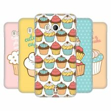 HEAD CASE DESIGNS CUPCAKES HARD BACK CASE FOR HTC PHONES 1