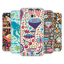 HEAD CASE DESIGNS HODGEPODGE PRINTS HARD BACK CASE FOR HTC PHONES 1