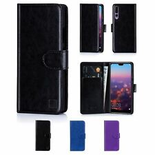 32nd Book Series – Synthetic Leather Flip Wallet Case Cover For Huawei P20 Pro