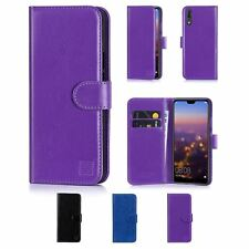 32nd Book Series – Synthetic Leather Flip Wallet Case Cover For Huawei P20