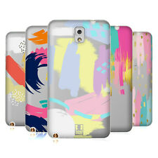 HEAD CASE DESIGNS ABSTRACT STROKES SOFT GEL CASE FOR SAMSUNG PHONES 2