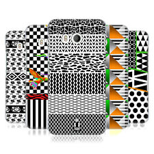 HEAD CASE DESIGNS MIXED MONO PRINTS HARD BACK CASE FOR HTC PHONES 1