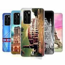 HEAD CASE DESIGNS BEST OF PLACES SET 3 HARD BACK CASE FOR HUAWEI PHONES 1