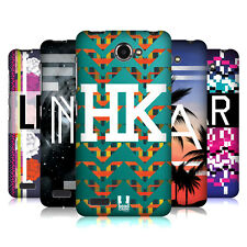 HEAD CASE DESIGNS FASHION CITIES HARD BACK CASE FOR LENOVO PHONES