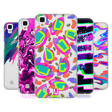HEAD CASE DESIGNS COLOURFUL ABSTRACT HARD BACK CASE FOR LG PHONES 2