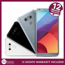 LG G6 LG-H870 32GB Android Mobile Smartphone Astro Black/Ice Platinum Unlocked