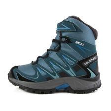 Salomon XA Pro 3D Winter TS CSWP K Mallard Blue Reflecting Pond Winterstiefel