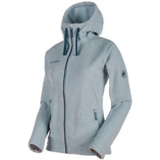 Mammut Yampa Advanced ML Hooded Jacket Damen Fleecejacke fog-orion