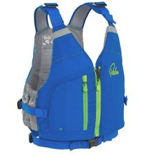 Palm Meander PFD Touringweste Sicherheits Schwimmweste blue