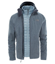 The North Face Thermoball Triclimate Jacket Herren Doppeljacke Dark Grey