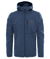 The North Face Gordon Lyons Hooded Jacket Herren Fleecejacke Urban Navy