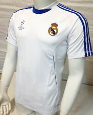 ADIDAS REAL MADRID CHAMPIONS LEAGUE Maillot Jersey T-Shirt football soccer Homme