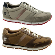 Timberland Earthkeepers Somerville Oxford Hombre Zapatillas Cordones D74