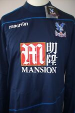 XL PLAYER ISSUE S//S BODY FIT SOCCER SHIRTS 2XL CRYSTAL PALACE 2016//17 HOME 3XL