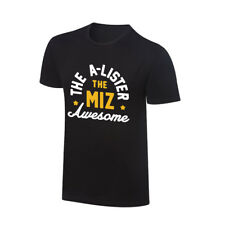 The Miz-Awesome A-Lister T-SHIRT XS-5XL NEU WWE Smackdown Live I´m am Wrestling
