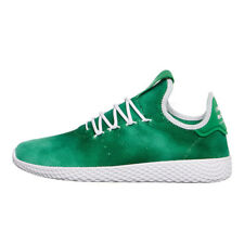 adidas x Pharrell Williams - PW HU Ho... Green / Footwear White / Footwear White