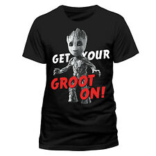 Official Guardians Of The Galaxy Vol. 2 Get Your Groot On T Shirt S M L XL XXL