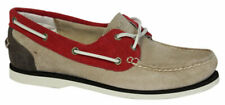 Timberland Earthkeepers EK Classic Womens Boat Shoes Leather Nubuck 8861R D93
