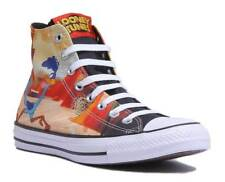 Converse CT All Star Hi Looney Tunes - Road Runner Women  Multi Trainers 3 - 6.5