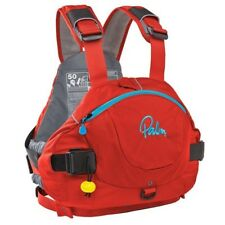 Palm FXr PFD Wildwasserweste Sicherheits Schwimmweste red