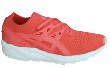 Asics Gel-Kayano Trainers Knit Womens Shoes Lace Up Textile Peach H7N6N 7676 D40