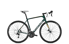 Rennrad Focus Paralane 105 22G 28 Zoll Diamant racing green