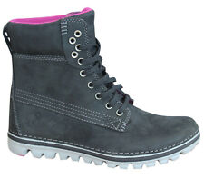Timberland Earthkeepers EK Brookton 6 Inch Classic Womens Boots Black 8351R D99