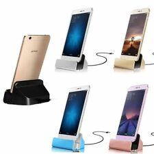 USB-C 3.1 Type-C Desktop Charging Dock Cradle Station Data Sync Charger Mount S8