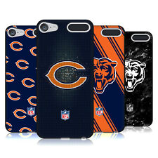 OFFICIAL NFL 2017/18 CHICAGO BEARS BLACK GEL CASE FOR APPLE iPOD TOUCH