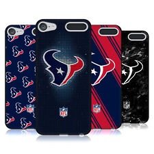 OFFICIAL NFL 2017/18 HOUSTON TEXANS BLACK GEL CASE FOR APPLE iPOD TOUCH