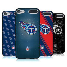 OFFICIAL NFL 2017/18 TENNESSEE TITANS BLACK GEL CASE FOR APPLE iPOD TOUCH