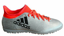 Adidas X 16.3 TF Astro Turf Lace Up Silver Orange Mens Football Boots S79575 P6
