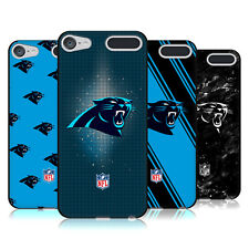 OFFICIAL NFL 2017/18 CAROLINA PANTHERS BLACK SOFT GEL CASE FOR APPLE iPOD TOUCH