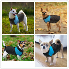 S-5XL Winter Warm Dog Clothes Padded Waterproof Coat Pet Vest Jacket for Dog