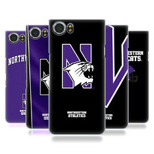 OFFICIAL NORTHWESTERN UNIVERSITY NU HARD BACK CASE FOR BLACKBERRY PHONES