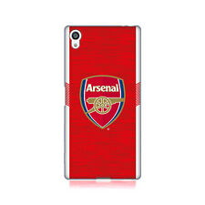 OFFICIAL ARSENAL FC 2018/19 CREST KIT SOFT GEL CASE FOR SONY PHONES 2